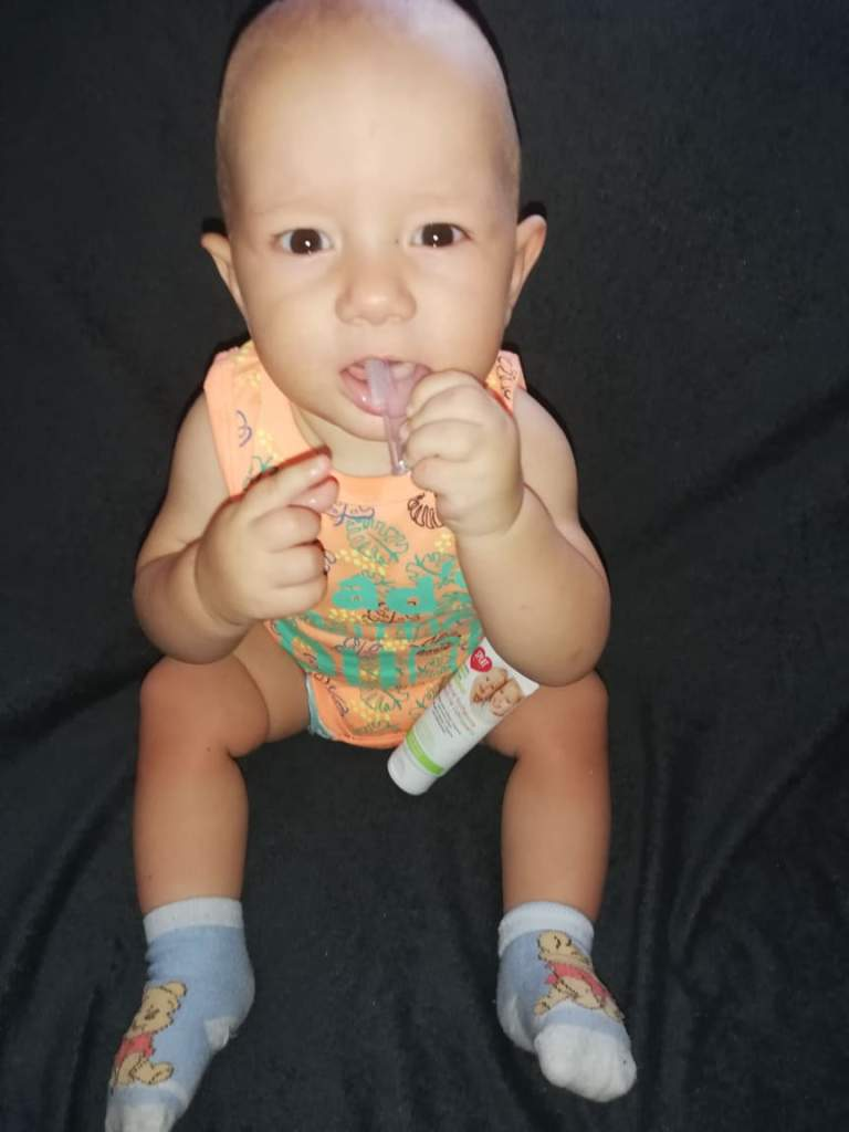 pasta de dinti pentru copii  splat baby