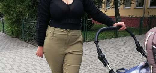 body femei, pantaloni talie inalta
