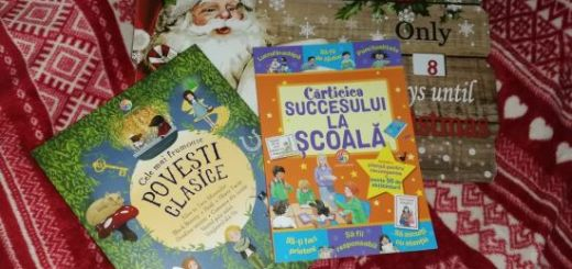 carticica succesului la scoala, cele mai frumoase povesti clasice, carti pentru copii