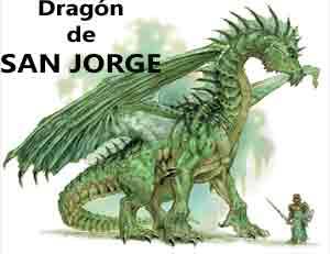 DRAGÓN DE SAN JORGE