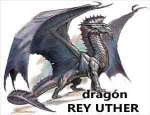 DRAGÓN REY UTHER