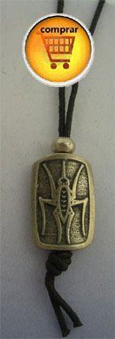cricket silver pendant