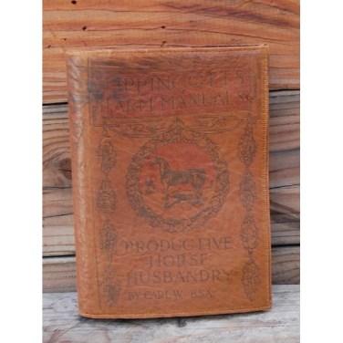 Book Cover Clutch