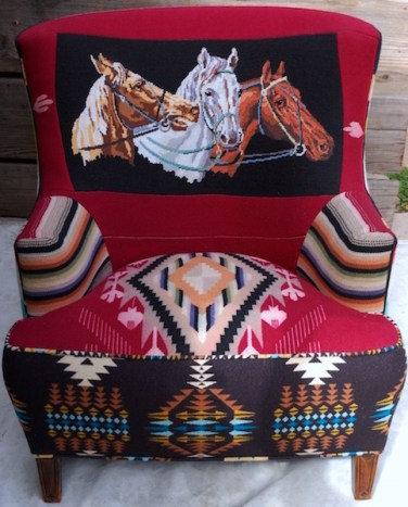 TOTeM Red Club Chair