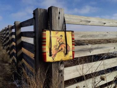 Buck-A-Roo on Fence Oklahoma