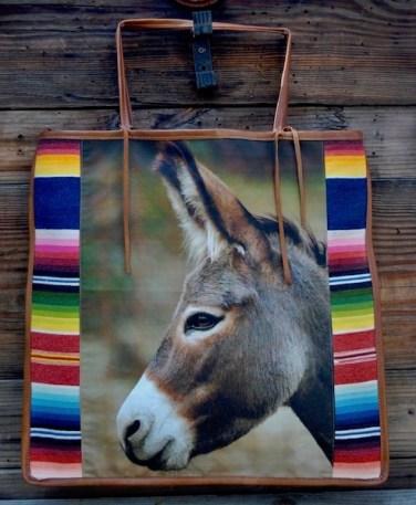 Donkey Soft Tote