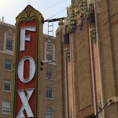 Fox Theater Kansas