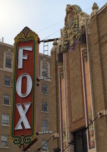 Fox Theater Kansas