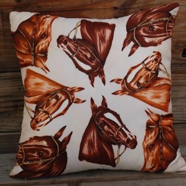 Horse Pillow
