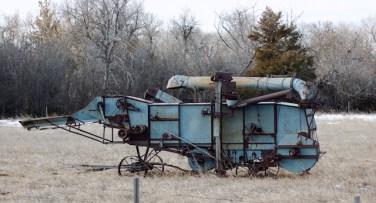 Old Farm Equip Kansas