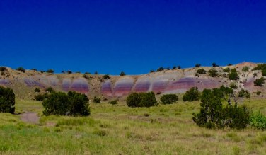 The Painted Cliffs in the Navajo Nation