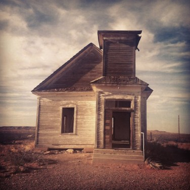 Fort Sumner School House
