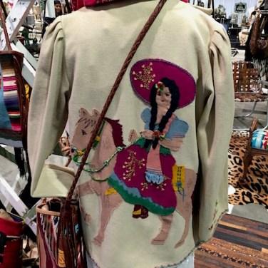 Vintage Mexican Coat