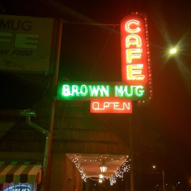 Brown Mug Cafe Winslow Az.