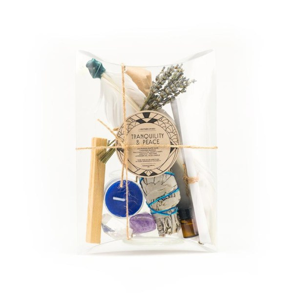 Tranquility and Peace Ritual Kit