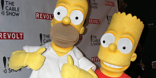 Totes Newsworthy: FXX Launches 12 Day Simpsons Marathon