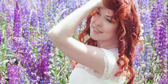 white lupine and hair loss