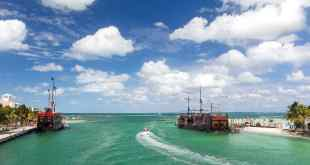 Krystal Cancun Timeshare Recommends Jolly Roger Pirate Show to Visiting Families