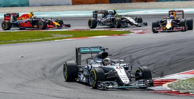 2019 Formula One Race Dates (2)