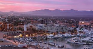 Los Cabos at sunset