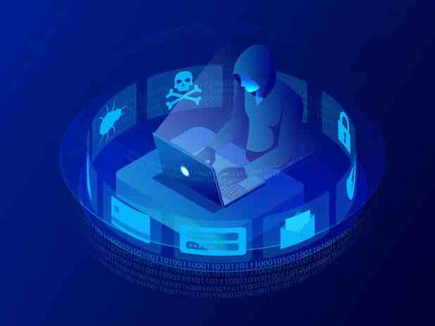 personal data security concept