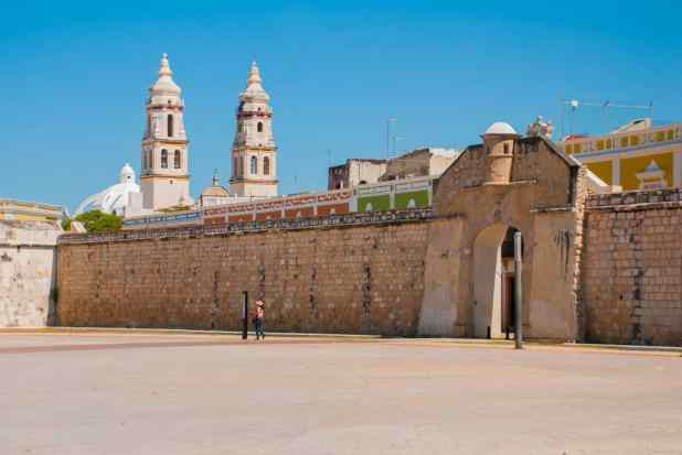 San Francisco de Campeche, Mexico: