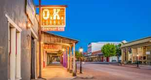 The O.K. Corral Gunfight Site