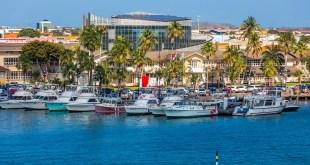Aruba is a year round tourist and cruise ship destination.