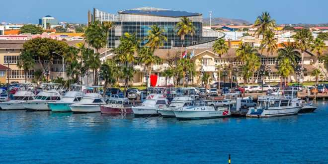 Aruba is a year round tourist and cruise ship destination.