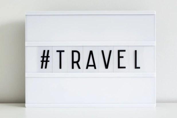travel hash tag