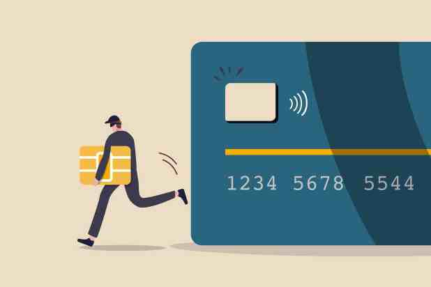 hacker or criminal use phishing to steal online money
