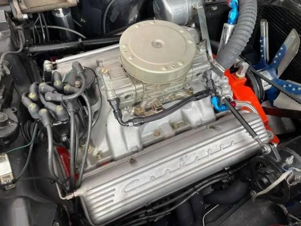 Corvette 1962 model engine by Cooper DuBois Portland Racing