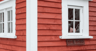 How To Create the Perfect She Shed