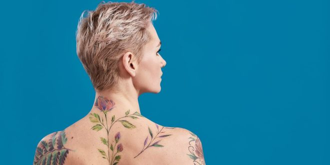 how to heal a tatto