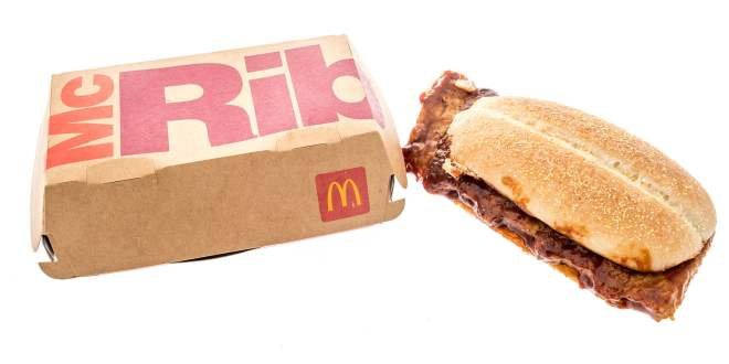 What is McRib?