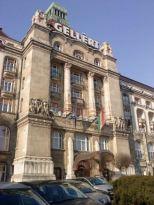 Hotel Gellertゲレルトホテル