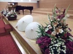 Cantemus, Pro Musica、弥栄高校コンサートがいよいよ始まる…