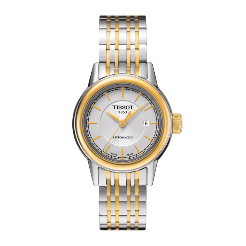 Tissot Carson Automatic 28.5mm Lady Watch T085.207.22.011.00