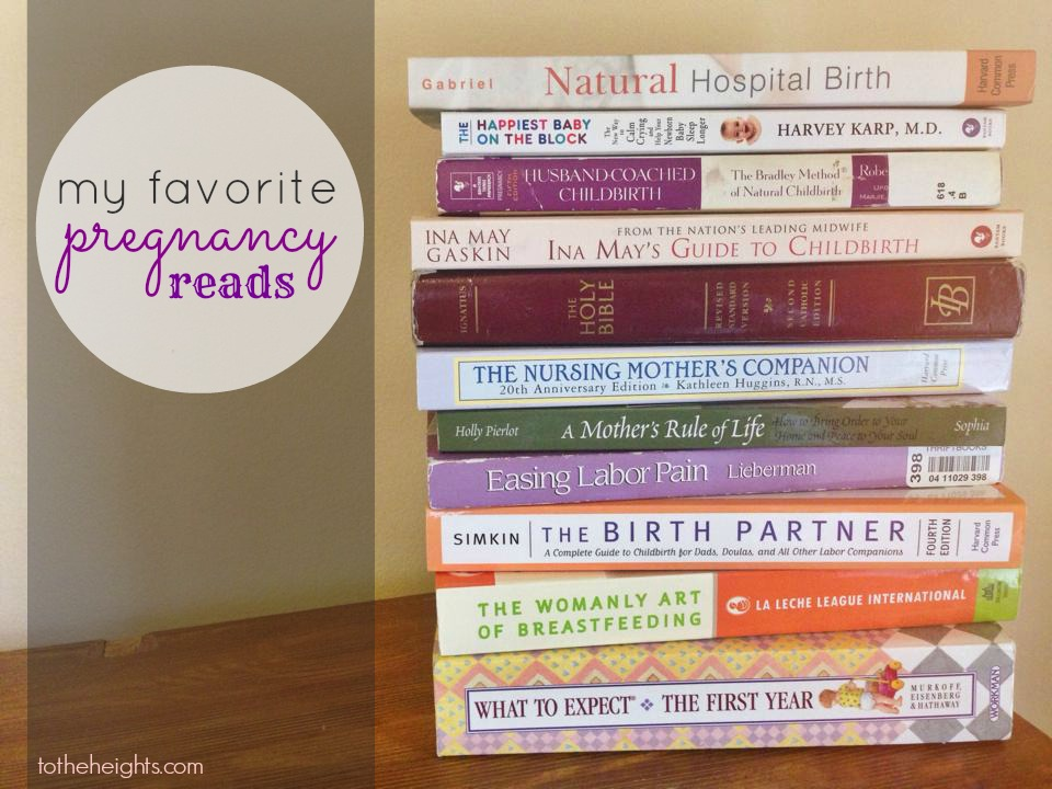 Pregnancy Reads - To The Heights