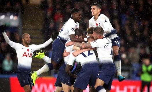 Tottenham fans praise Juan Foyth after winning goal ...