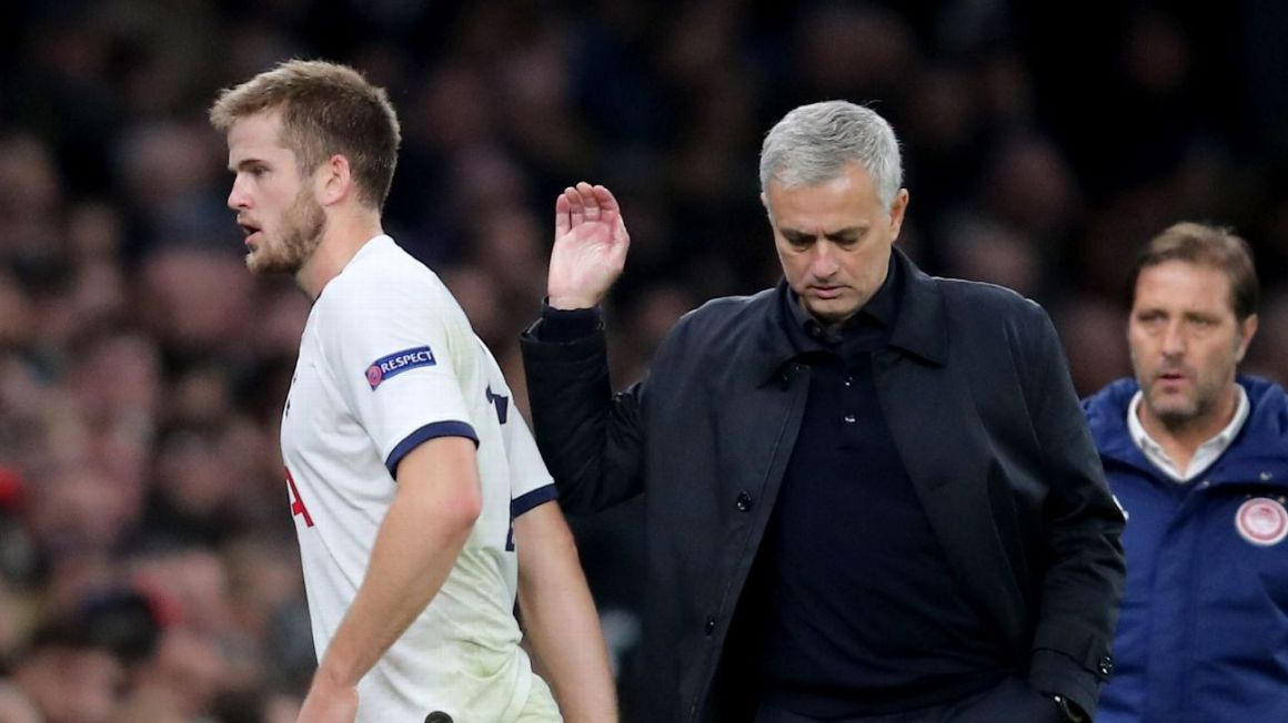 Tottenham star reacts to rumours of Mourinho losing the dressing room