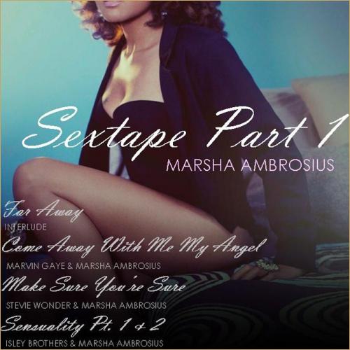Marsha Ambrosius – Sextape (Mixtape)