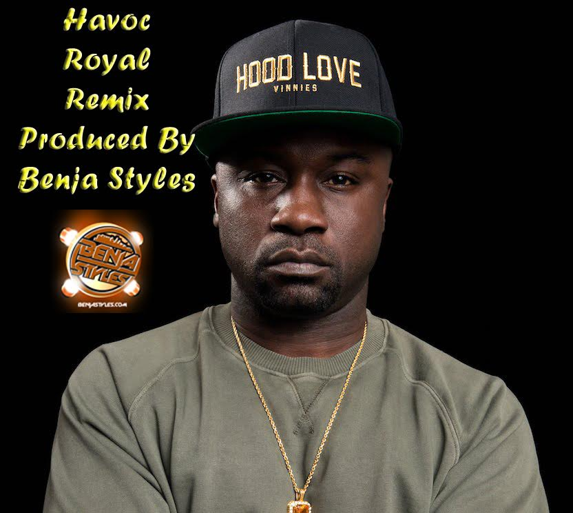 "Havoc ""Royal"" Remix (audio)"
