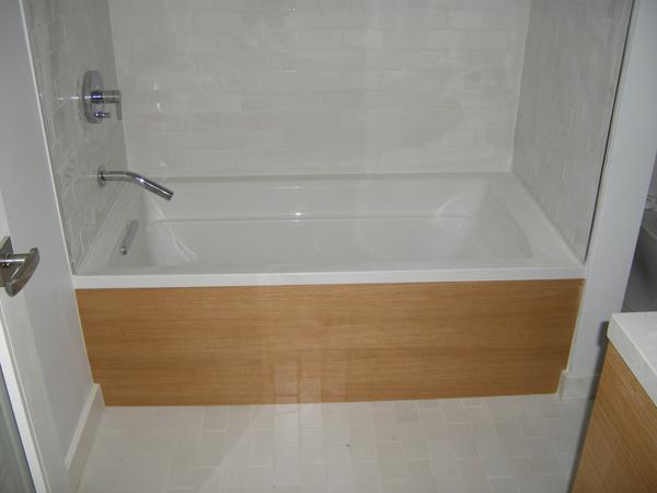 tub panel