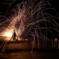 Feuertänzer