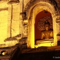 Tempel Nacht