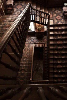 Downstairs to play