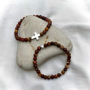 Armband mit Kreuz Giovanni