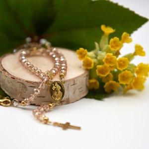 Rosenkranzkette Gospa