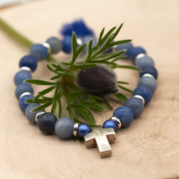 Armband mit Kreuz Rut